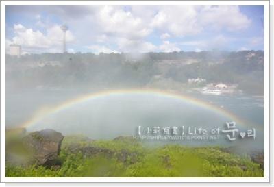Niagara Fall-rainbow