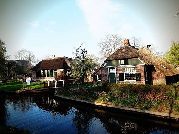 1.荷蘭羊角村