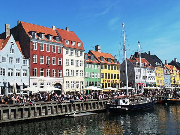 3.丹麥哥本哈根