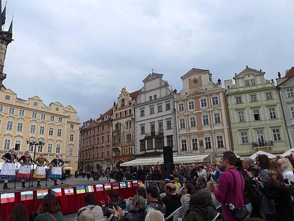 8.捷克布拉格廣場