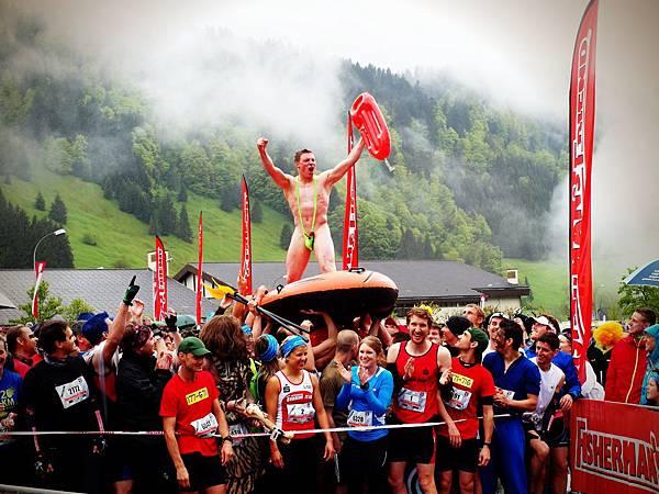 12.瑞士英格堡(鐵人三角馬拉松)