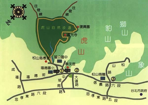 虎山自然步道4