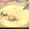 蛤肉巧達湯