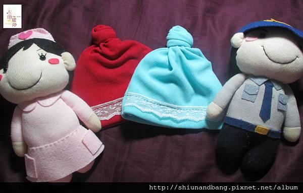 20140417嬰兒胎帽3