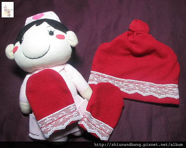 20140418嬰兒小手套NO.33+34 2