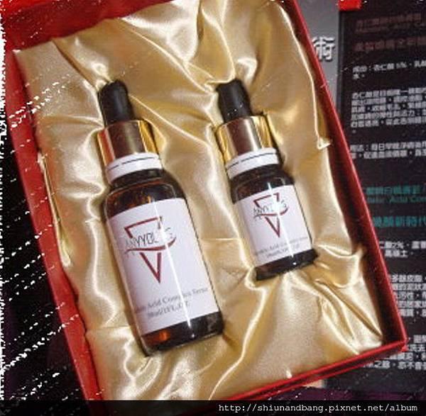 20125%淨白煥膚露禮盒2