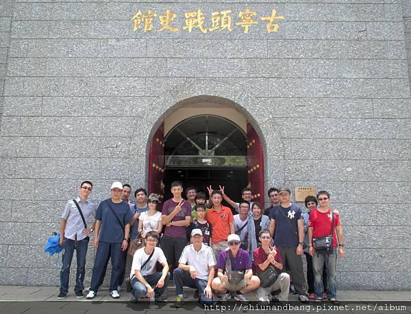 20140623金門 古寧頭戰史館 1