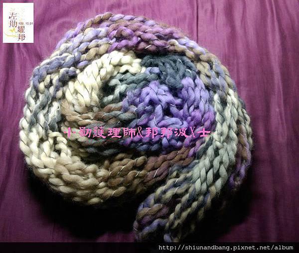 20151015手腕圍巾 4