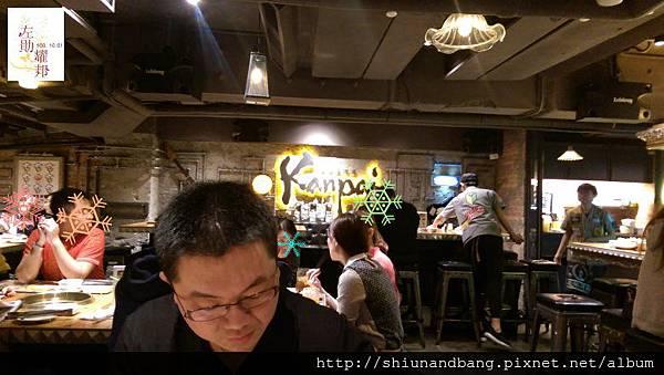 20160329乾杯中山店 11a