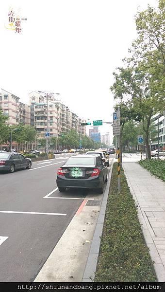 20160416基河國宅1公車站牌 4a