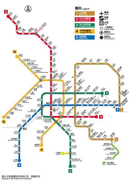 台北捷運系統