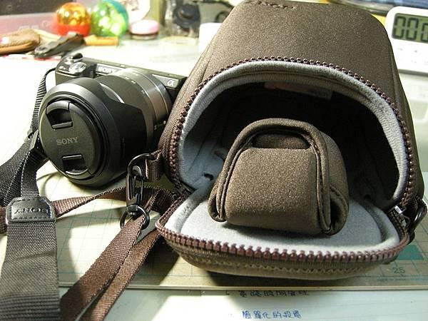 家買的相機包