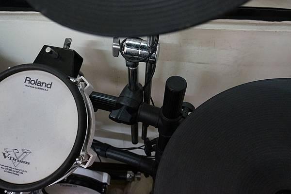 原本 Cymbal架 固定的mount