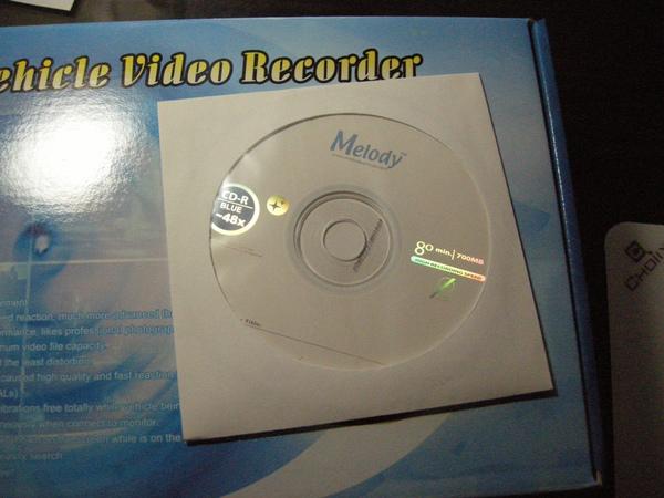 驅動程式是燒錄的光碟片!!!