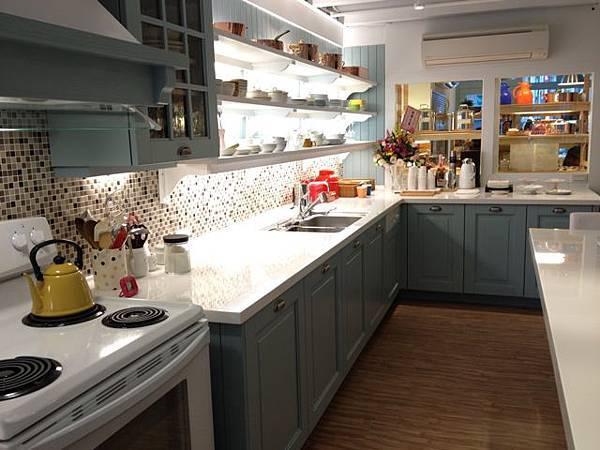 夢幻廚房。