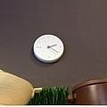 好喜歡這個時鐘,簡單,舒服。