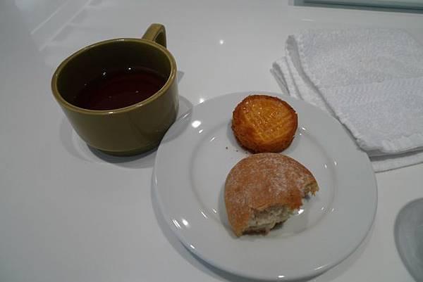 HEDIARD紅茶,布列塔尼酥餅,法式麵包