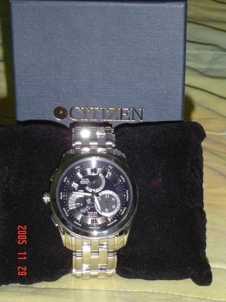 CITIZEN手錶一隻