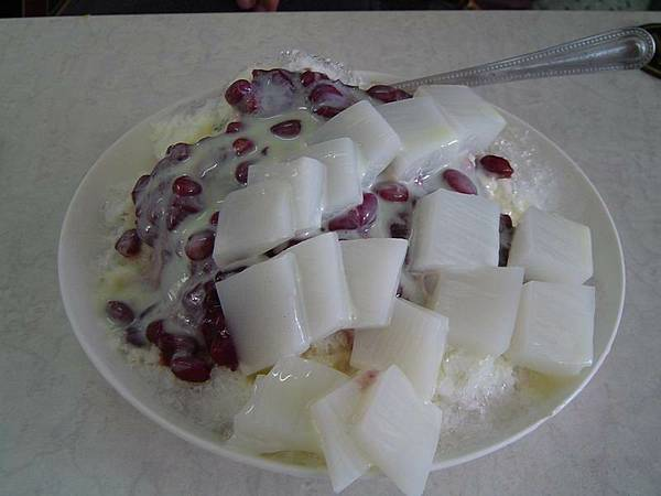 紅豆杏仁牛奶冰.JPG