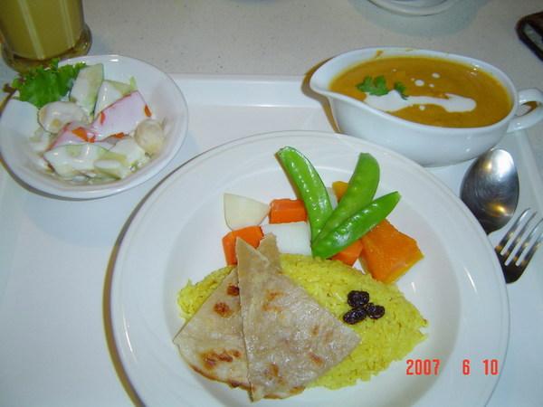 瓦曼印度咖哩餐廳~雞肉咖哩