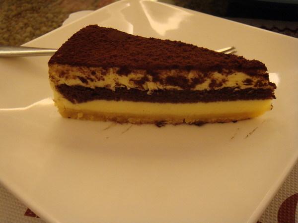 飯後甜點~提拉米蘇