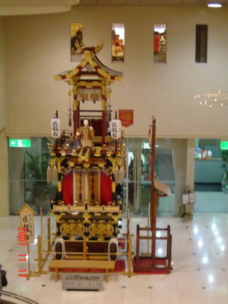 HIDA廣場溫泉飯店6