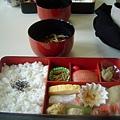 中餐~日式幕內套餐