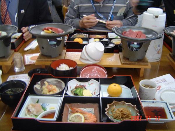 中餐~高山和牛風味套餐2