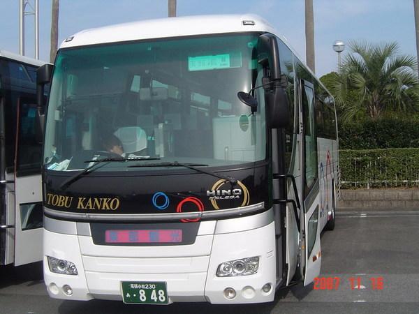 旅程的遊覽車1(49人座車)