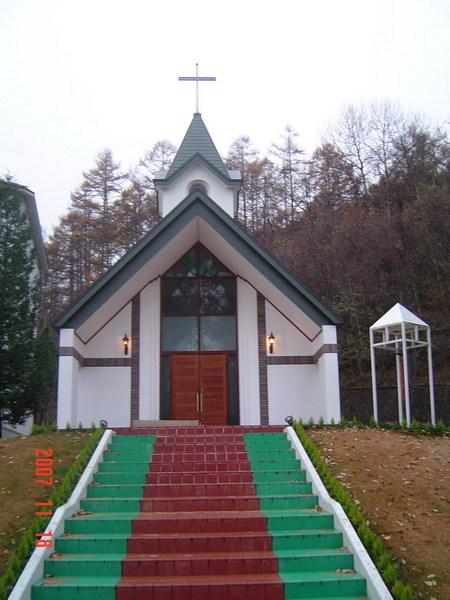 穗高飯店(教堂)
