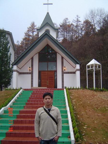 穗高飯店1(教堂)