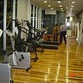 飯店內部(健身房)