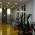 飯店內部1(健身房)
