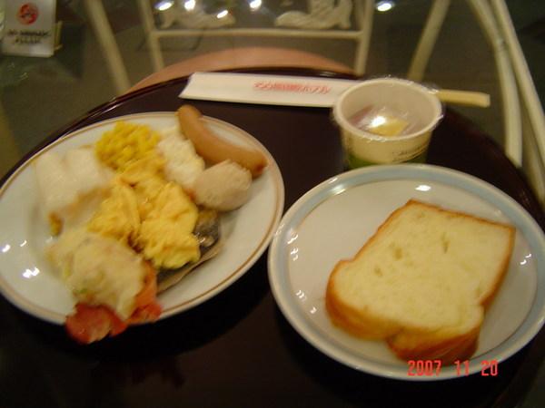 飯店自助式早餐