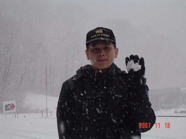 黑部立山雪景1
