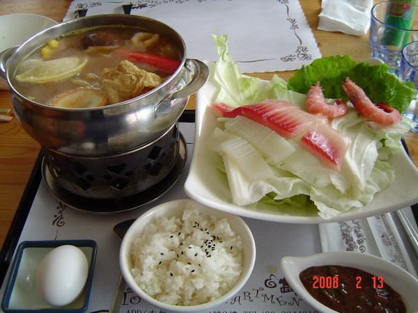 太妃公寓~海鮮珈哩火鍋