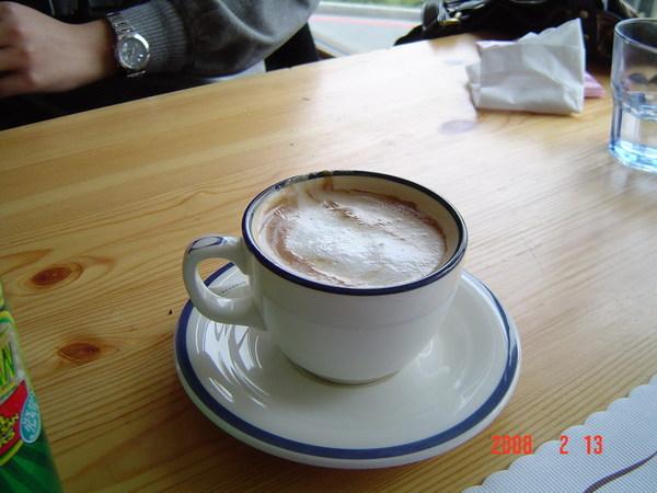 太妃公寓~熱咖啡