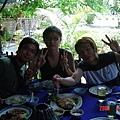 火山燒蝦餐2