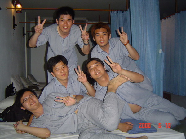 泰式藥草按摩3