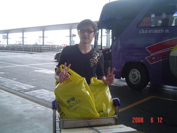 曼谷機場1