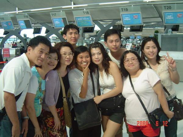 曼谷機場11