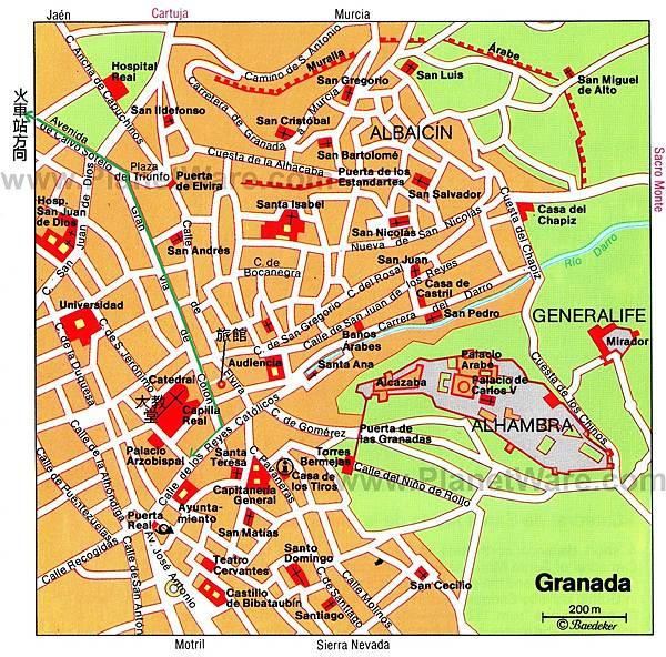 西班牙地圖granada-map.jpg