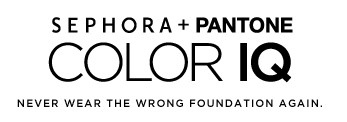 sephora+pantone color iq