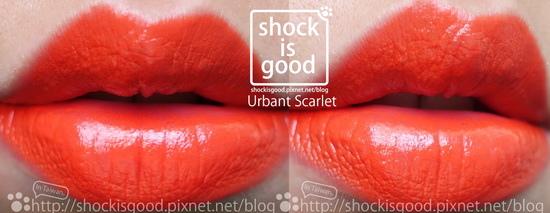 Urbant Scarlet