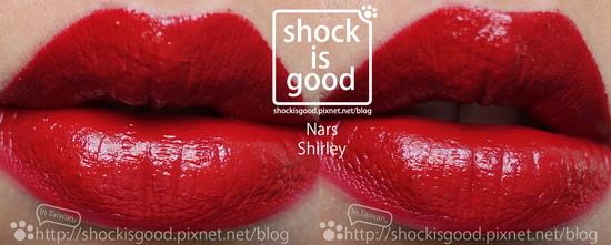 Nars Shirley