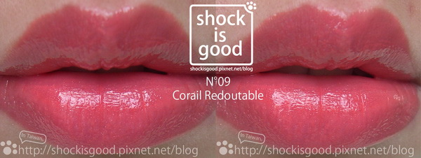 N°09 Corail Redoutable