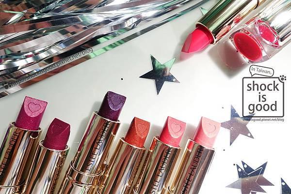 Estée Lauder 雅詩蘭黛 玩色戀愛唇膏 限量流星系列 Pure Color Love Lipstick 에스티 로더 퓨어 컬러 러브 립스틱 エスティ ローダー
