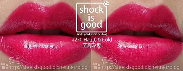 270 Haute & Cold