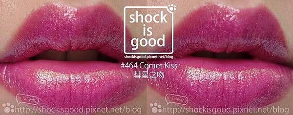 464 Comet Kiss