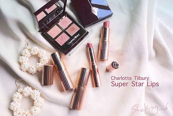 Charlotte Tilbury Superstar Lips Lipstick